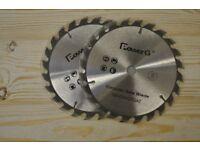 Circular saw blades 185 x 5/8 x 2 x 24z