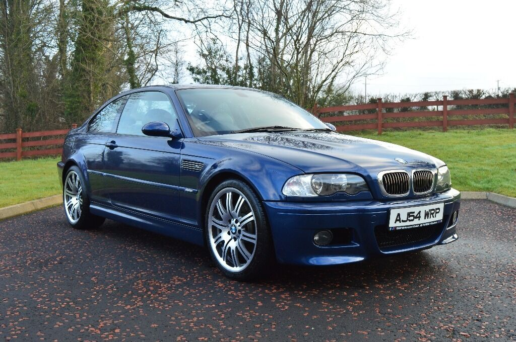 Bmw E46 M3 Mystic Blue >> bmw e46 m3 2005 finished in mystic blue unbelievable car in concourse condition | in Dungiven ...