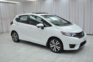 2015 Honda Fit EX 5DR HATCH w/ BLUETOOTH, HEATED SEATS, PADDLE S