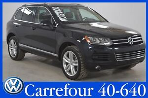 2014 Volkswagen Touareg TDI Execline Cuir+GPS+Toit Ouvrant+Camer