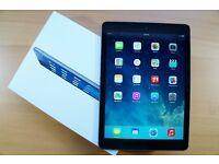 Apple Ipad Air 16 gig black