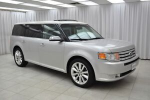 2011 Ford Flex LIMITED FWD 7PASS SUV w/ BLUETOOTH, 3-ZONE CLIMAT