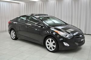 2013 Hyundai Elantra LIMITED ECO SEDAN w/ HTD LEATHER, BLUETOOTH