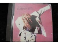 """SIMPLY RED """"A NEW FLAME"""" MUSIC CD"""