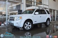 2008 Ford Escape Limited 3.0L * CUIR * TOIT OUVRANT * V6