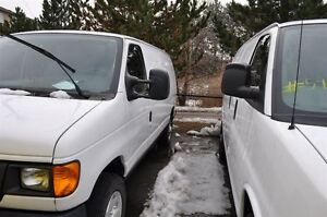 2007 Ford E-150 CERTIFIED & E-TESTED