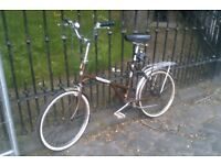 Vintage style bicycle for sale