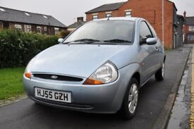 FORD KA 1.3 COLLECTION 3DR ( PART SERVICE HISTORY)