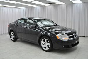 "2013 Dodge Avenger SXT SEDAN w/ A/C, HEATED SEATS & 18"""" ALLOYS"