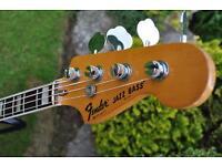 Fender Jazz Bass Guitar Original 1977.