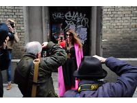 Creative London Street/Events/Portraits & Peoples Photographer