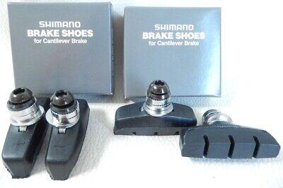 4 Patines De Frenos SHIMANO Levadizo Freno A Tornillo BR-M550/454/450/350 Nuevo