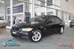 BMW 328 xi * 4 roues motrice * toit ouvrant * cuir * 2008