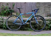 Genesis Day One Singlespeed CX Disc Bike 54cm