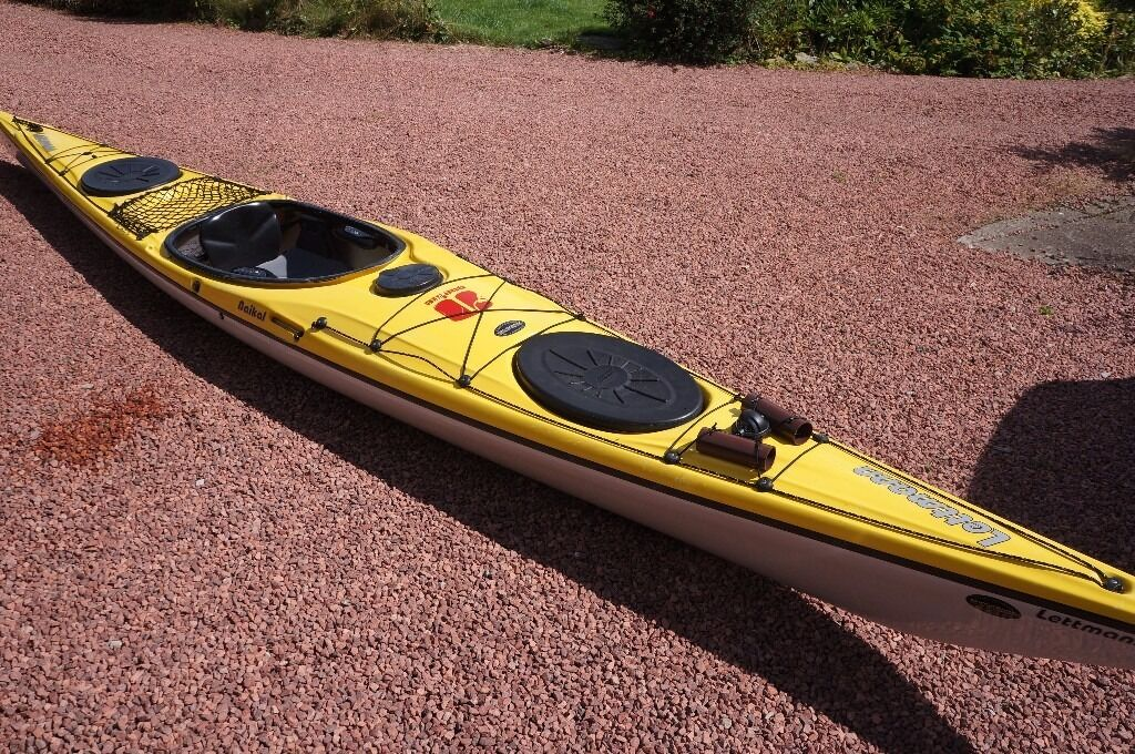 Lettman Baikel High Volume Composite Sea Kayak For Sale GBP675