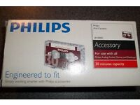 Philips mini dictation cassettes