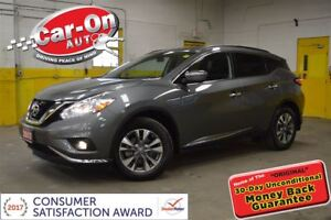 2017 Nissan Murano SV AWD PANO ROOF NAV REMOTE START LOADED