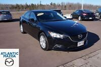 2014 Mazda MAZDA6 GS! 0.9% Financing! Dealer Maintained
