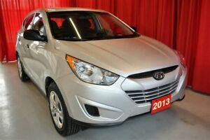 2013 Hyundai Tucson GL AWD-one owner