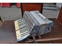 vintage pietro piano accordion