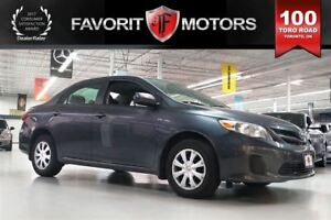 2011 Toyota Corolla CE | CONVENIENCE PKG | POWER WINDOWS
