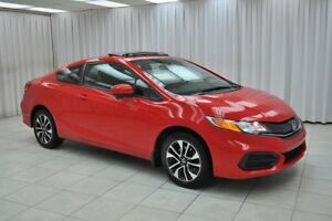2015 Honda Civic LX 5SPD COUPE w/ BLUETOOTH, HEATED SEATS, BACK-
