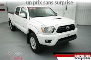 2013 Toyota Tacoma V6 * 4X4 * DOUBLE CABINE TRD SPORT *