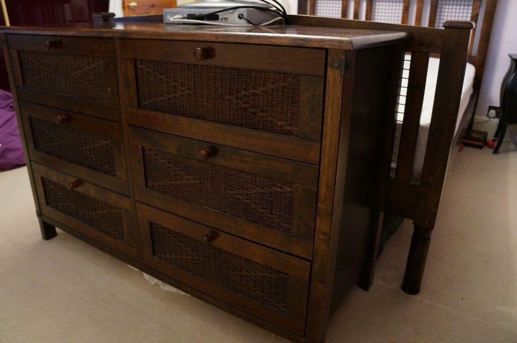 Homebase Moroccan Bedroom Furniture Set