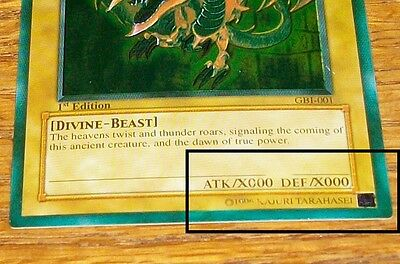 how to tell real yugioh cards from fakes