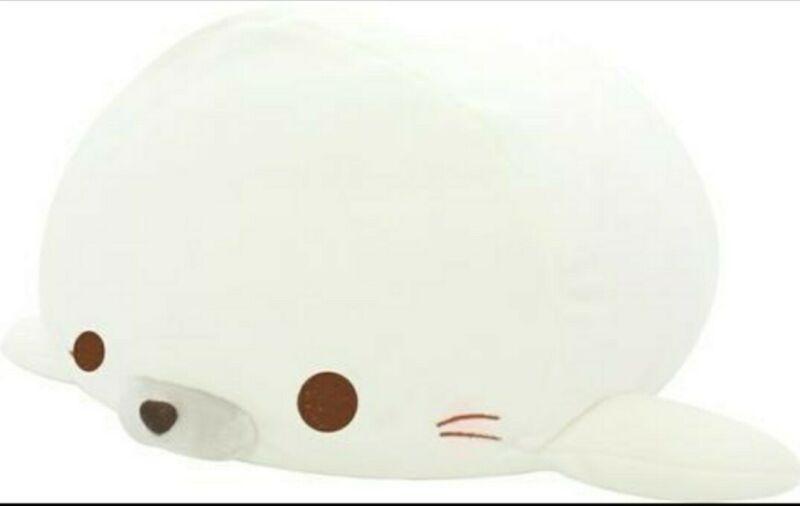 Yamani Mocchiizoo: Seal Large Plush 19