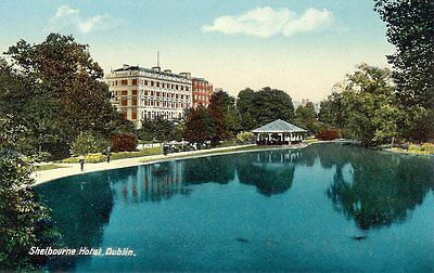 Ireland: Shelbourne Hotel, Dublin - Unposted c.1910