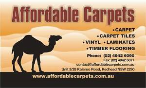 Affordable Carpets Redhead Lake Macquarie Area Preview