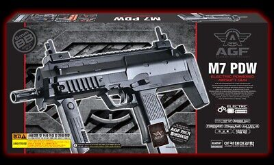 New Academy TMP SMG SEMI AUTOMATIC ELECTRIC Gun Airsoft Gun #17404 Kit Model ABS