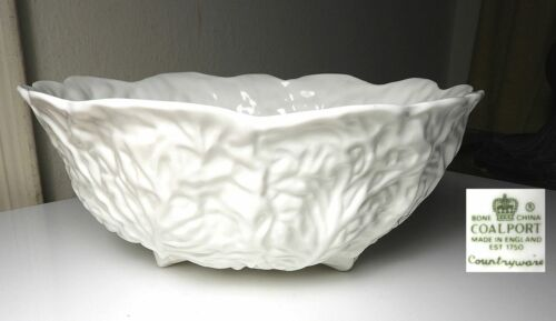 "Coalport COUNTRYWARE 3-Toed 8 1/4"" Vegetable Bowl, MINT"