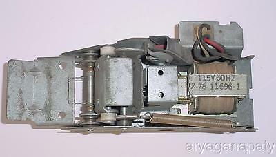 Rock-ola Cca6 Can Soda Vending Machine Solenoid Dispensing Assembly - Working