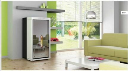 Termostufa termo stufa a pellet idro ventilata caldaia Manita Calor Ungaro 24 Kw