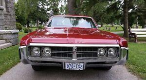 1969 Buick Wildcat 4dr