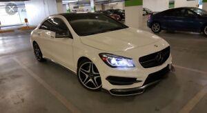 Winter Tires/Rims Pirelli Mercedes-Benz C300/CLA/B250 RunFlat