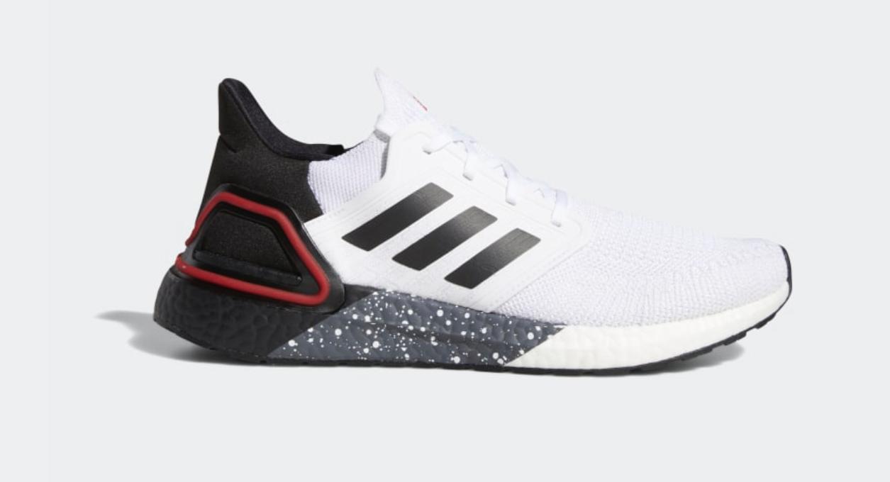 running ultraboost 20 scarlet shoes men fx8333