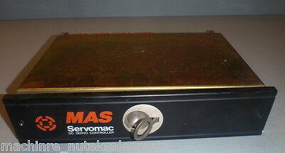 Servomac Mas Dc Servo Controller A41-86136a4186136