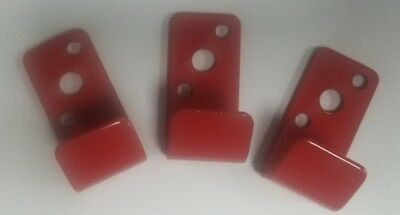 3 Pk Water Fire Extinguisher Bracket Amerex Generic Fire Dept. Approved