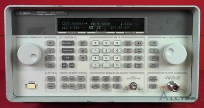 Hp Agilent 8648c Synthesized Signal Generator 9 Khz To 3200 Mhz