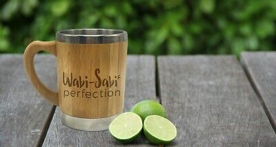 Outdoor cocktail mug mint Julep cup Moscow mule mug Wabi-Sabi Perfection brand ()