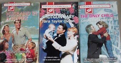 Harlequin Super Romance Book Bundle used