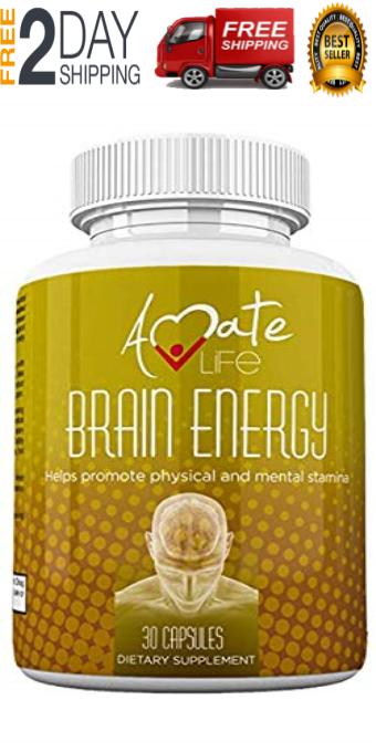 Vitaminas Para El Cerebro Mejoran La Memoria Pastillas Concentración Enfoque