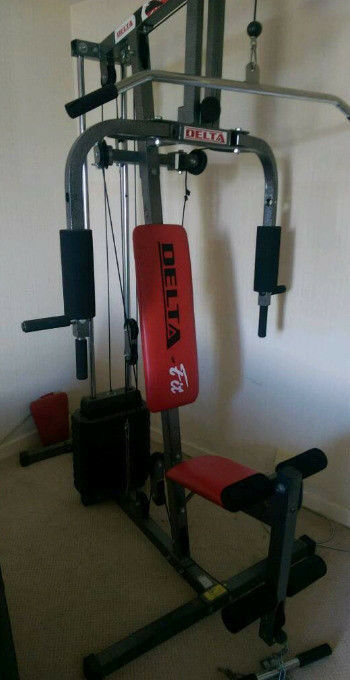 Delta fit multi gym home in newcastle tyne and