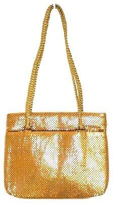 Shoulder Metal - Women Metal Mesh Shoulder Carry Bag (USA Stock) New