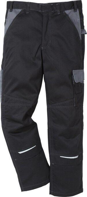 KANSAS Arbeitshose,  schwarz / grau 996,   Größe 50,   NEU / OVP,   Artikel-Nr.