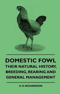 Domestic Fowl - Their Natural History Breeding Rearing and Gener