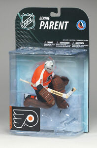 MCFARLANE-NHL-SERIES-19-BERNIE-PARENT-FLYERS-NON-MINT